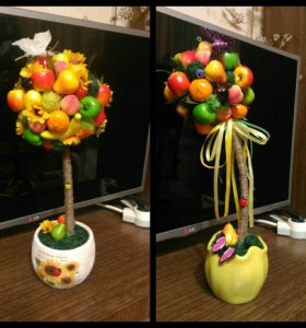 Дерево счастья и многое другое. Хороший подарок