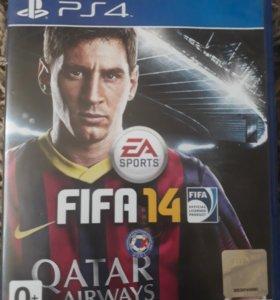 FIFA 14 ДЛЯ PS 4