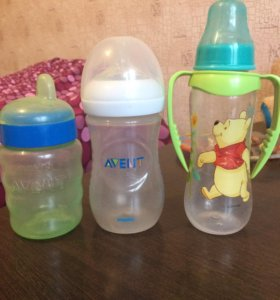 Детские бутылочки