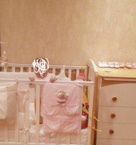 Детская кроватка Picci