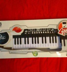 Пианино MP3