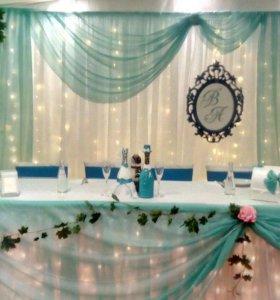 украшение свадеб и юбилеев