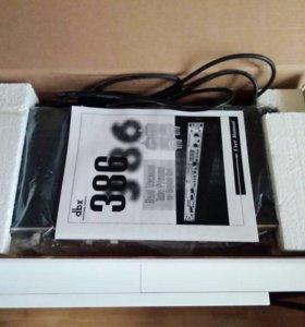 Ламповый предусилитель DBX 386
