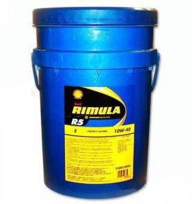 20Л. SHELL RIMULA R5 E 10W40 (ШТ.)