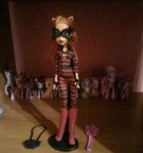 Кукла монстр xaй,Торалей,суппер герои