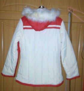 Новая красивая  куртка.Осень-Весна