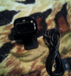 Продам веб камеру со встроенным микрофоном