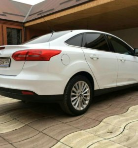 Ford focus 3 restayling