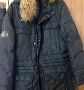 Мужской зимний пуховик Baon 56 размер