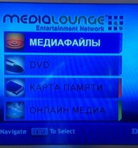 Медиаплеер D-Link DSM-320RD