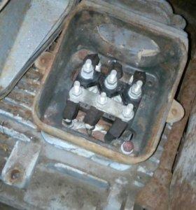 Электро двигатель 45кВт 1500 об/мин