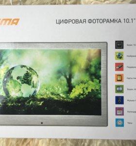 "Цифровая фоторамка Digma 10.1"" PF-106M"