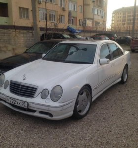 Mercedes w210 e55