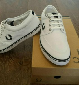 Fred Perry Stratford Canvas новые
