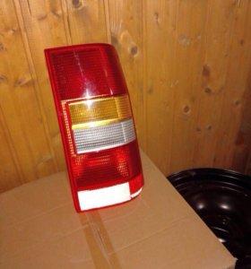 Новый оригинальный правый фонарь ситроен джампи