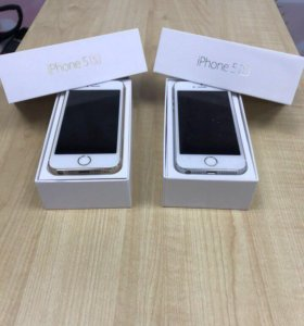 iPhone 5s SILVER/GOLD - 16Gb