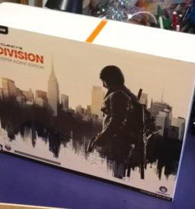 Коллекционное издание Tom Clancy's The Division
