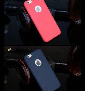 Чехлы на iPhone от 5 до 8 Plus