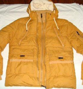 зимняя куртка меховая