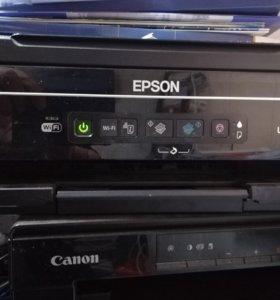 Принтер МФУ Epson L355