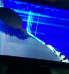 Телевизор на запчасти,ресницы на магнитах
