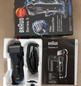 Электробритва Braun Series 5 wet&dry