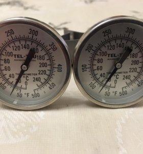 Термометр 250 градусов Цельсия, 500 Фаренгейта