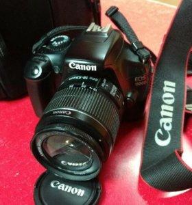 Canon EOS 1100d 18-55