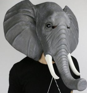 Маска Слон