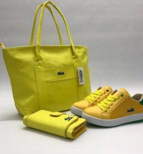 LACOSTE рюкзак сумка