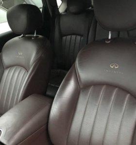 Сиденья передние Infiniti EX25 EX35 EX37 QX50