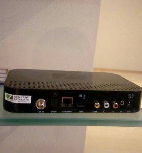 Цифровой спутниковый приемник GS B520
