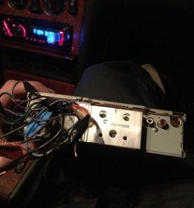 Магнитофон JVC
