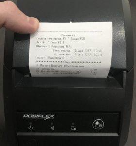 Принтер Posiflex