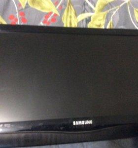 Телевизор Samsung ж/к на запчасти