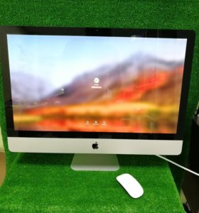 Моноблок iMac гарантия, обмен