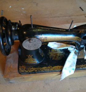 Швейная машинка, Госшвеймашина
