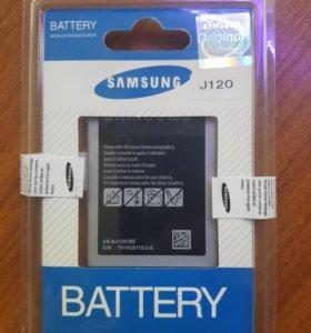 Аккумулятор Samsung Galaxy J1 2016 SM-J120F