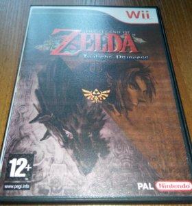 Legend of Zelda Twilight Princess для Wii