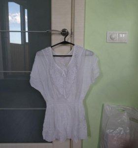 Блуза летняя 44-46-48 р-р