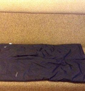 Тёплые пуховые брюки женские 52-54 размера