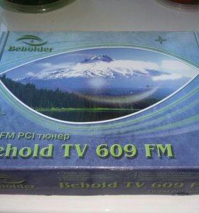TV/FM PCI тюнер Behold TV 609 FM