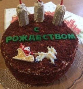 Тортик под заказ