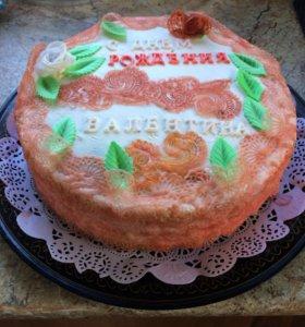 Тортики для сластён