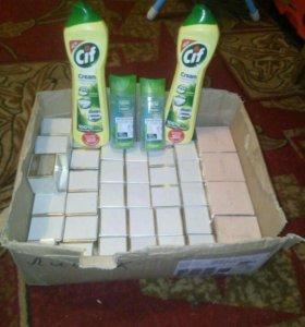 Коробка крема