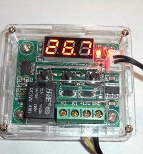 Терморегулятор W1209-12V