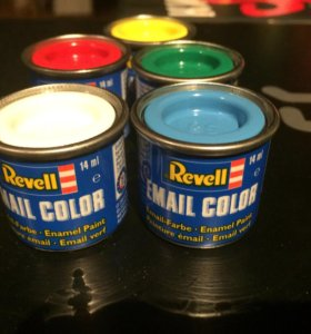 Базовый набор красок Revell