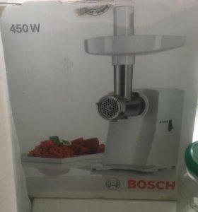 Мясорубка Бош