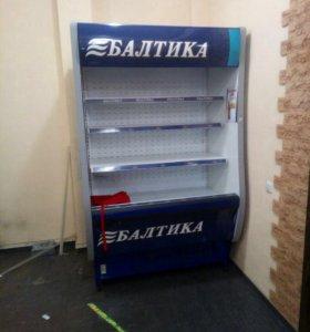 Холодильные витрины открытые