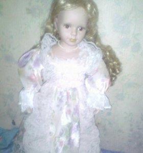 Кукла фарфор срочно
